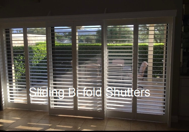 Bi-fold Shutters Lifetime Blinds