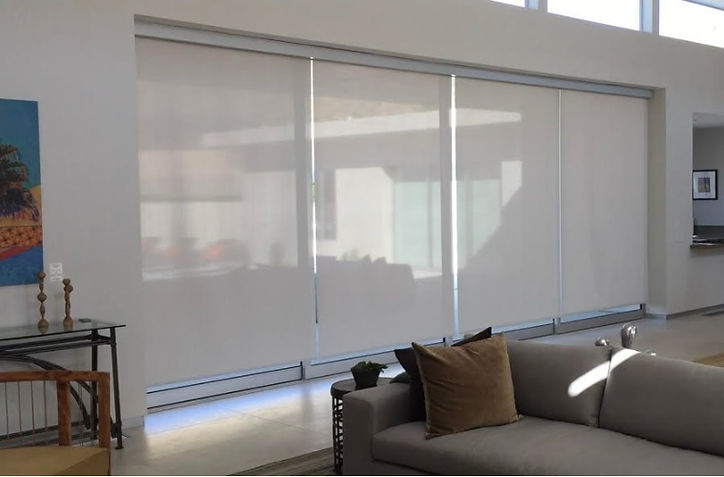 Tahquitz Canyon Roller Shades