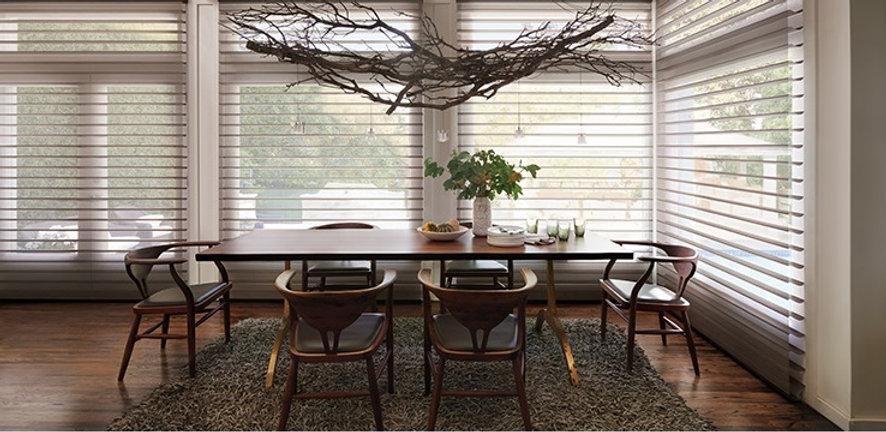 Silhouette Hunter Doulgas Dining Room.jp