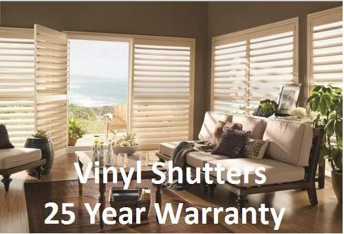 Eclipse Vinyl Shutters