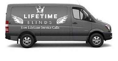 lifetime blinds van
