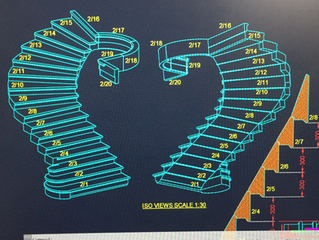 Hampstead staircase