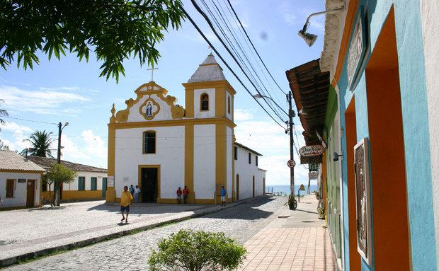 Igreja de N. senhora d´Ajuda