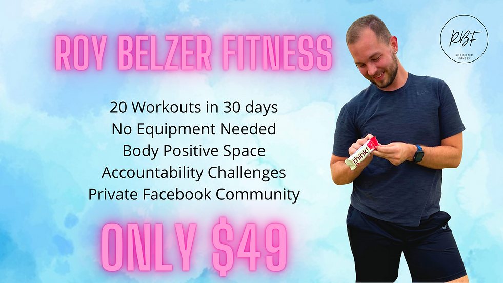 20 Workouts in 30 days No Equipment Need