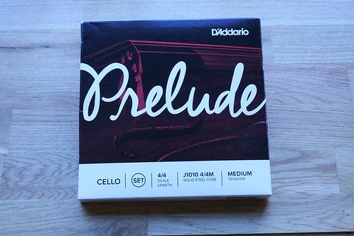 D'Addario Prelude Cello strings set