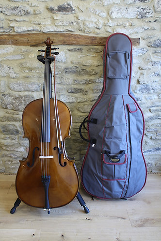 Stentor Student II full size Cello Outfit