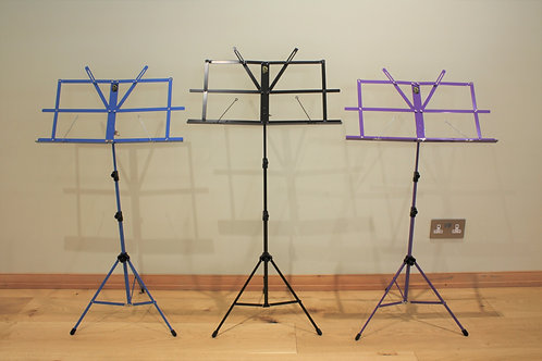 Coloured Music Stands