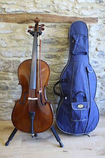Stentor Student I, 3/4 size Cello Outfit