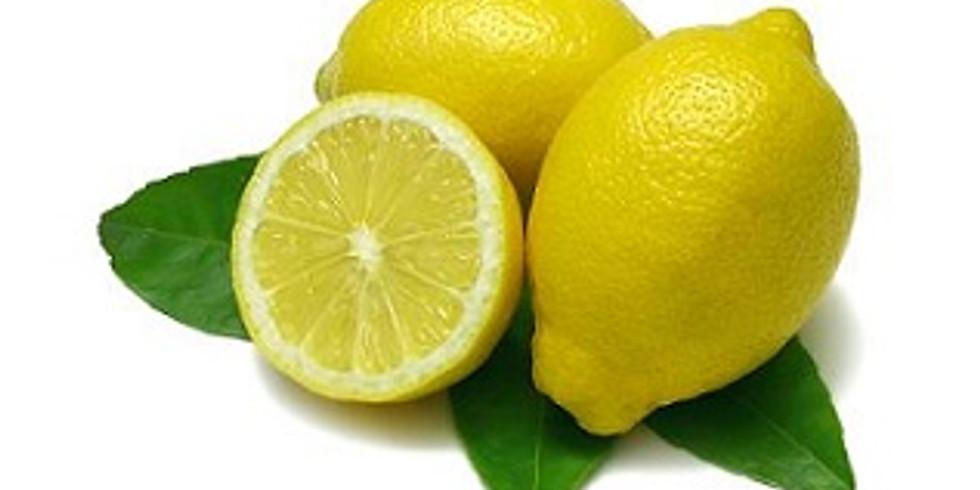 Il limone questa meraviglia