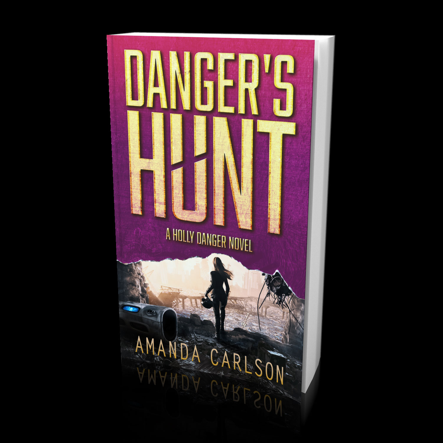 Dangers Hunt: Book 5