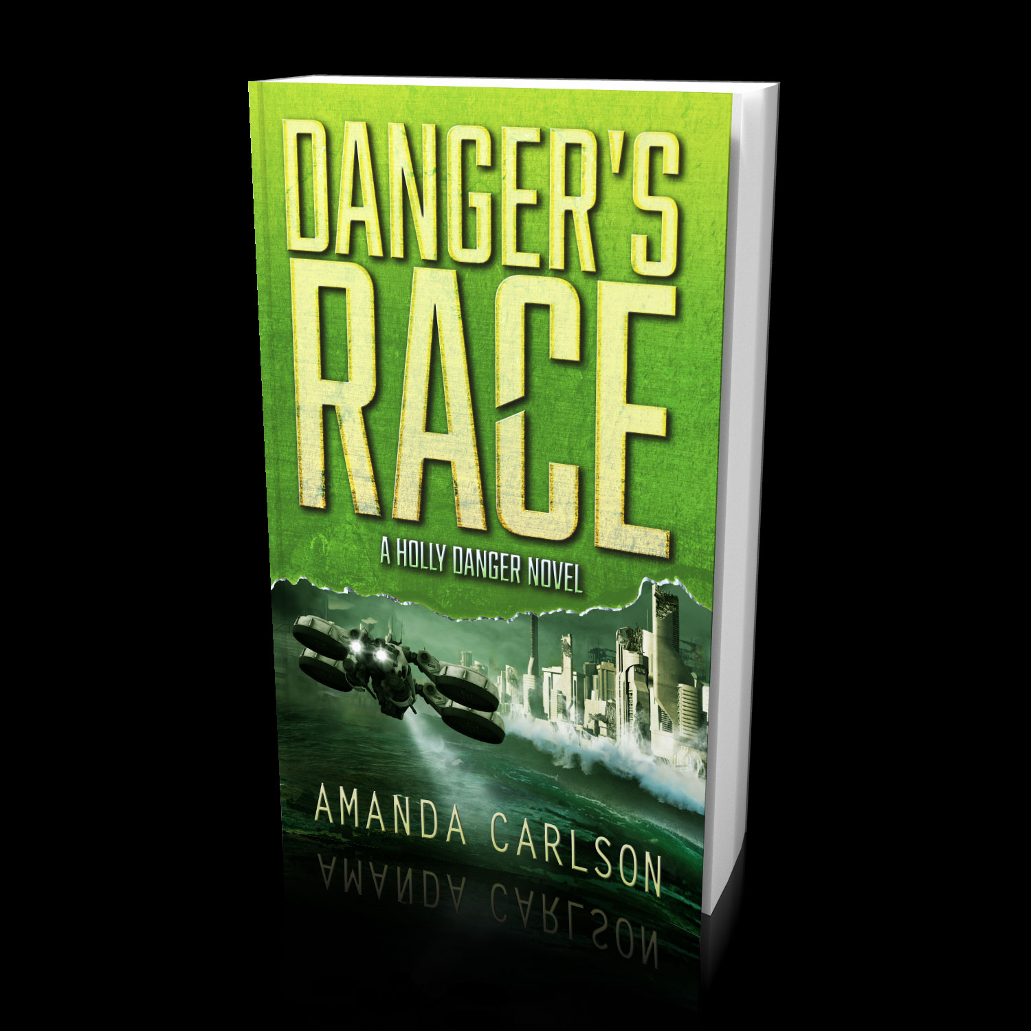 Danger's Race: Book 3