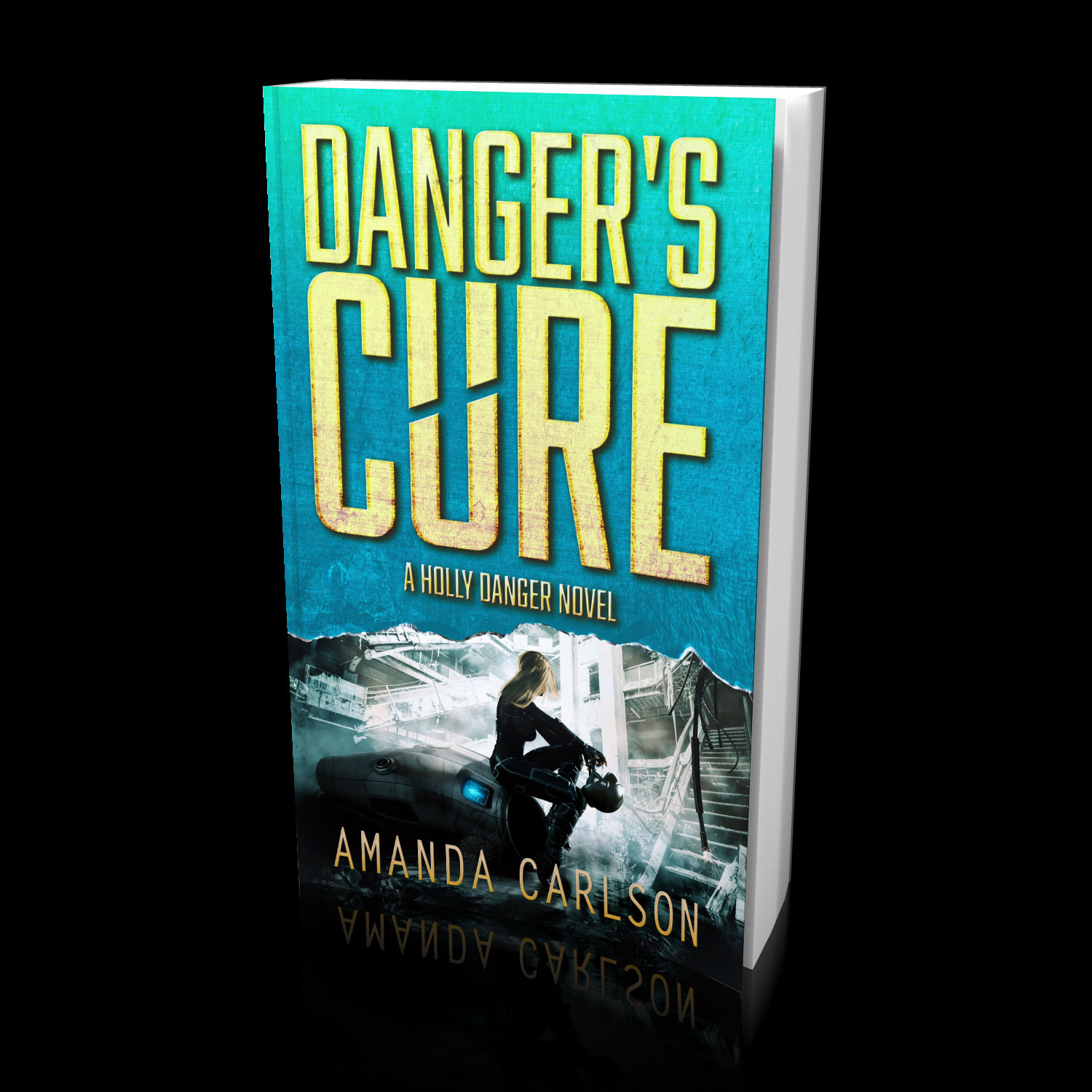 Danger's Cure: Book 4