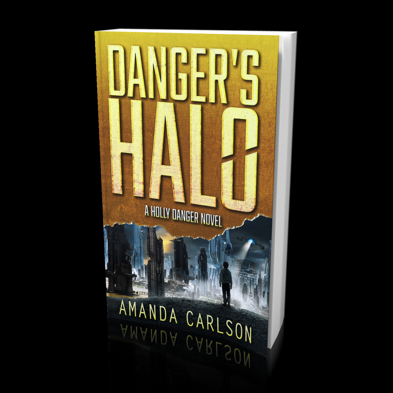 Danger's Halo: Book 1