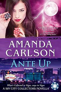 Amanda Carlson - Urban Fantasy Author