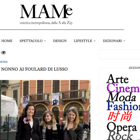 MAM-e rivista online