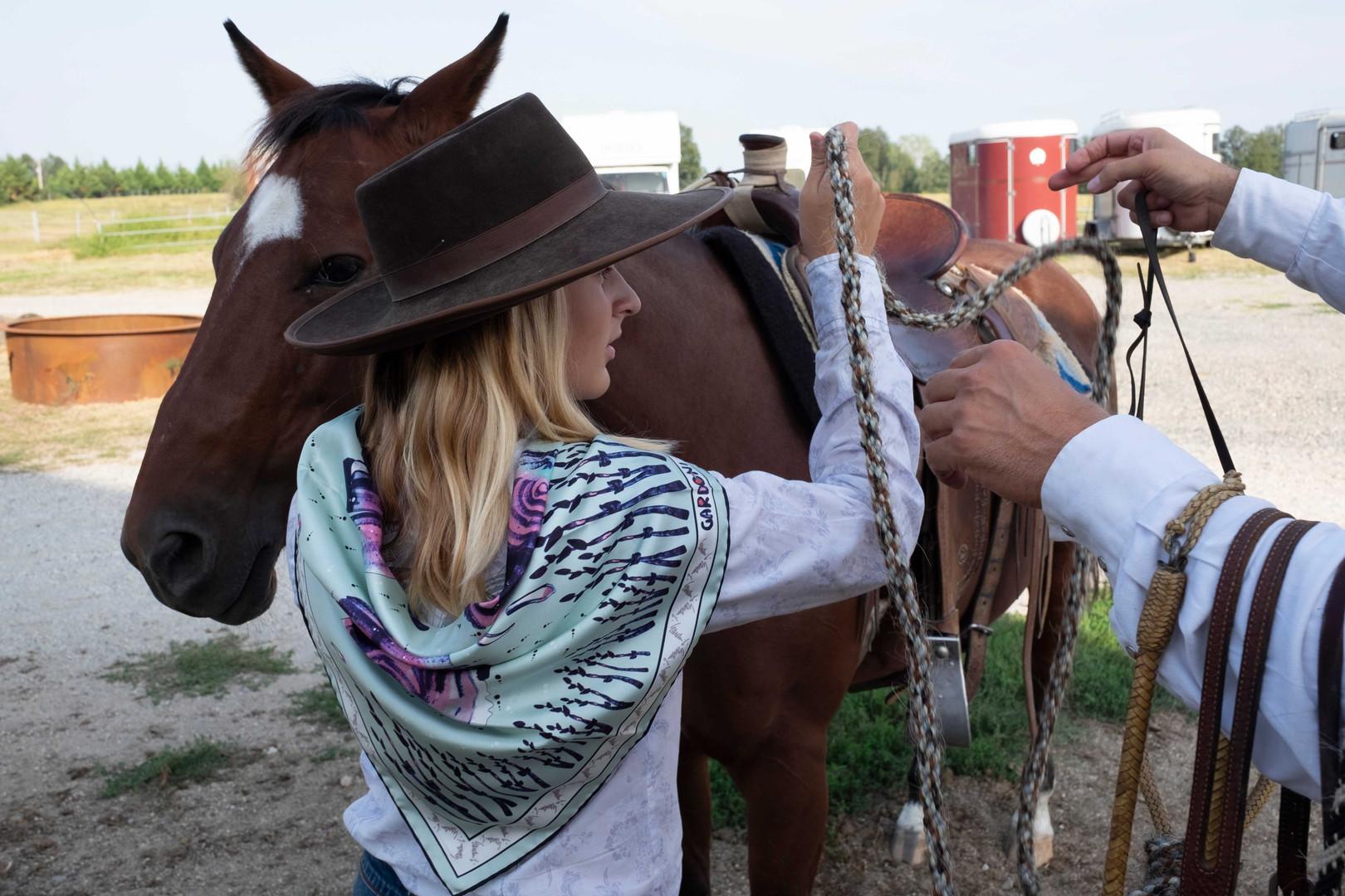 GARDONI foulard