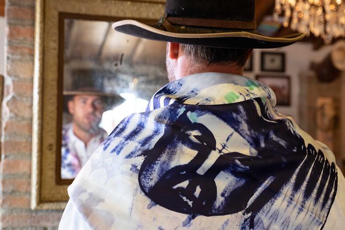 GARDONI foulard uomo