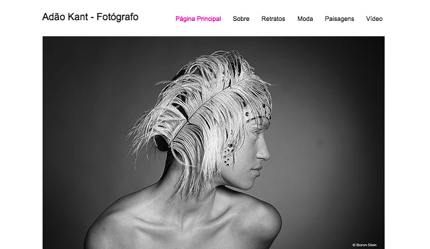 Fotografia website templates – Fotos Online