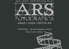Salonul Internațional Ars Fotografica Arad – 2020, Ediția a XX-a