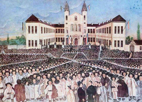 1848- Anul revoluțiilor din Europa