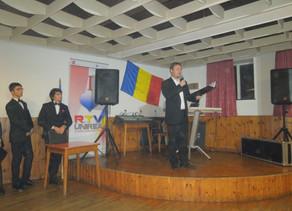Cercul Cultural Româno-Austriac UNIREA- 10 ani de activitate -