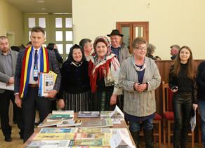 A șasea editie a Salonului de carte si presă, Uzdin, Mărțișor 2020