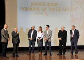 Documentarul video Marea Unire – România, la 100 de ani a avut premiera la Chișinău
