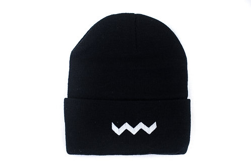 CHARLEE BROWN WAVE BEANIE