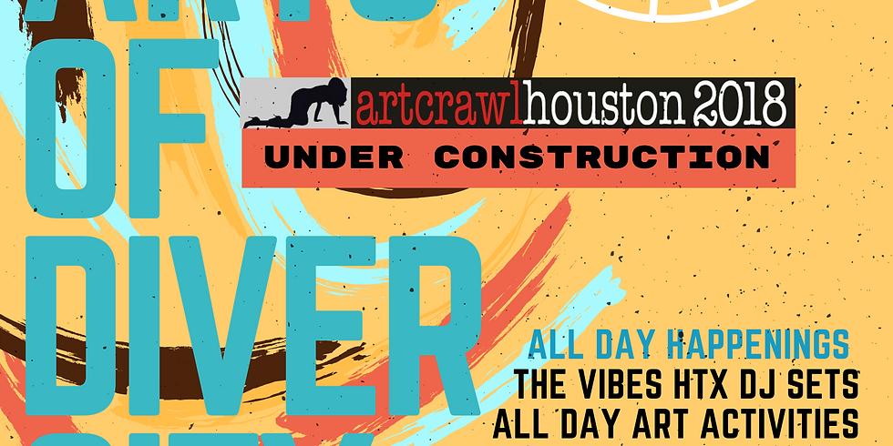 The Arts of Diversity @ 26th Annual Art Crawl