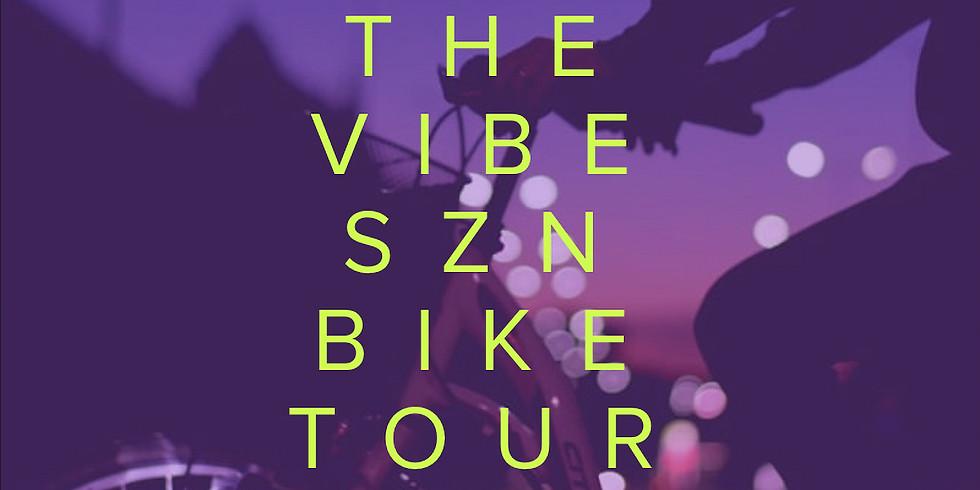 THE VIBE SZN   Vibes World Market   Bike Tour   After Party