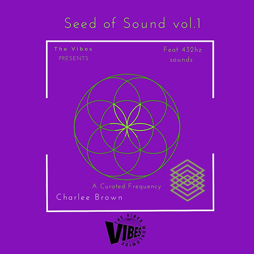 The Seed of Sound : Charlee Brown vol 1: The Vibes Sound Pack
