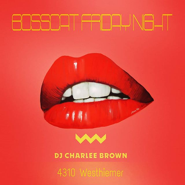 _djcharleebrown in the mix tonight for #