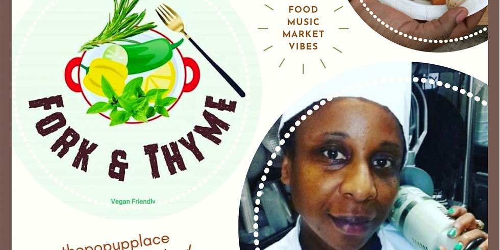 The Vibes Presents   The Vibes World Market   Saturday Brunch