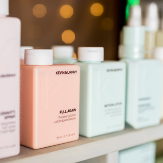 We are proud to use and carry Kevin Murphy