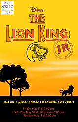 Scripps Theatre Arts - LionKingProgramCo