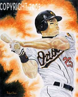 Former Oriole Jay Gibbons