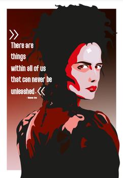 Penny Dreadful - Vektor Poster
