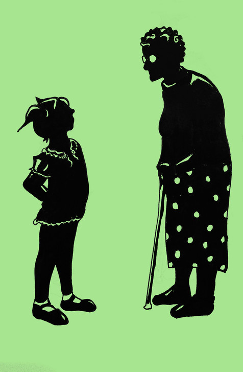 Book Illustration - Generations
