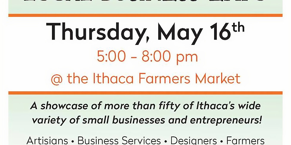 Spring Local Business Expo-Booth #22