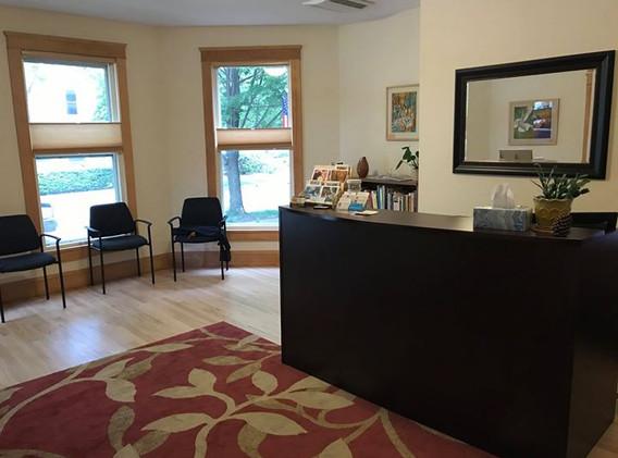 Reception Area (Room 4)