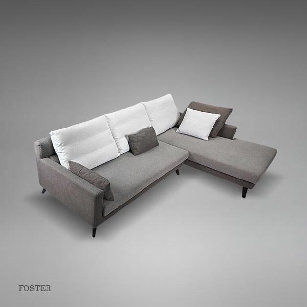 Foster L-Shape Sofa