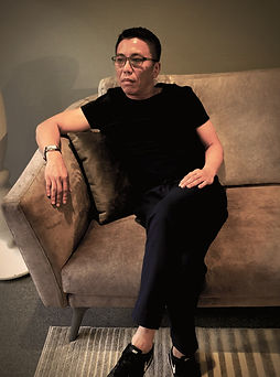 Leslie Lim, vetern in the furniture industry (Mix and Match Concept Living)