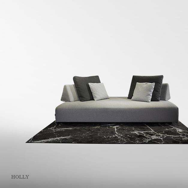 Holly 3 Seater Sofa