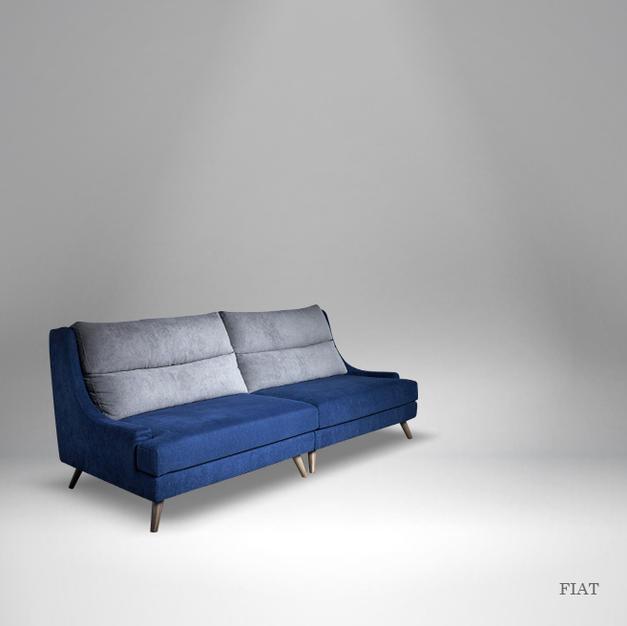 Fiat Sofa 3 Seater Sofa
