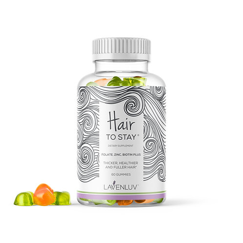 Hair to Stay Gummies