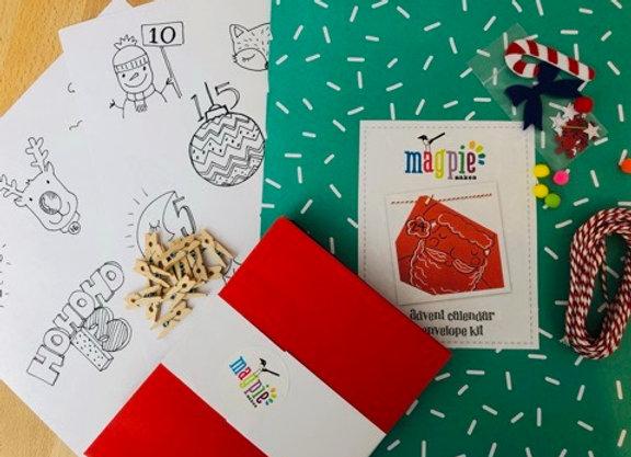 CHARITY advent calendar kit