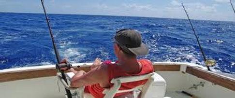 Экскурсия по глубоководной рыбалке