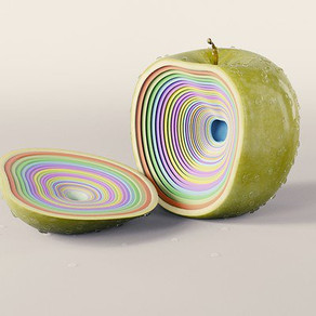 Abstract Apple