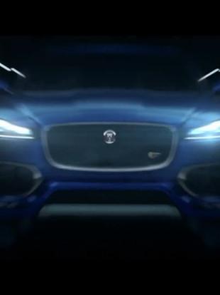 Jaguar F-PACE Commercial