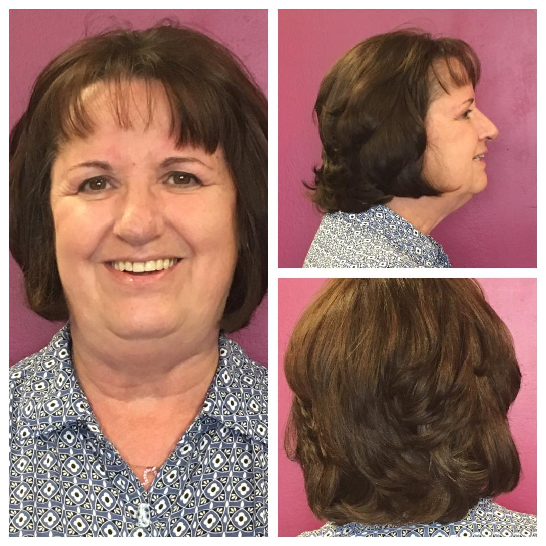 Layered Cut by Tanya